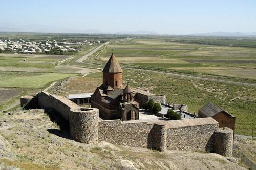 Klooster Khorvirap