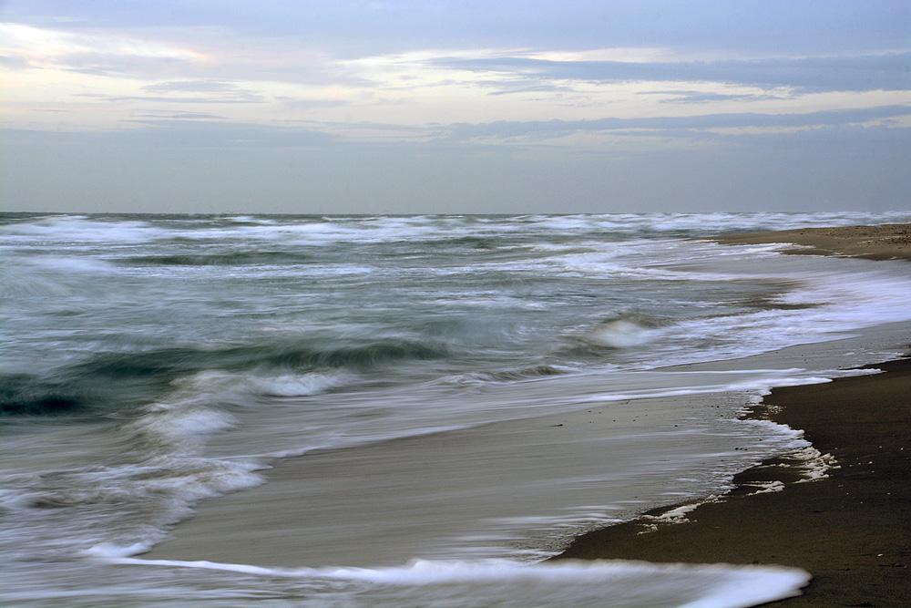 zonsondergang aan zee 2