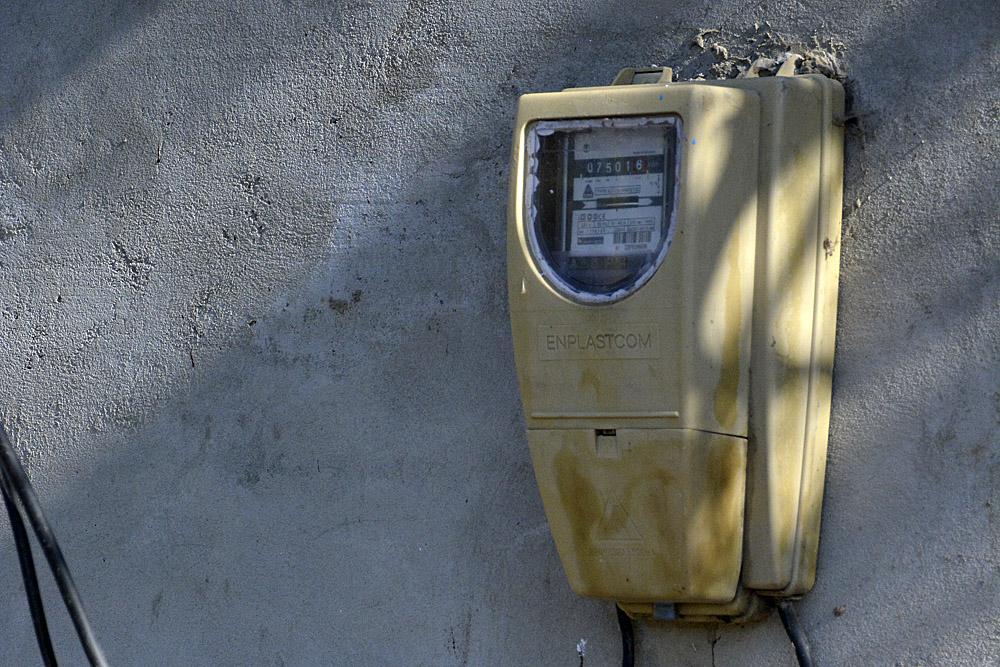 elctriciteit meter